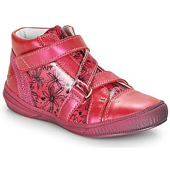 Παπούτσια Κορίτσι Ψηλά Sneakers GBB RADEGONDE Ροζ