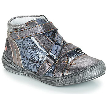 Παπούτσια Κορίτσι Μπότες GBB RADEGONDE Grey / Μπλέ