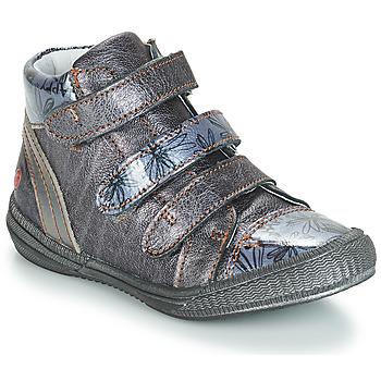 Παπούτσια Κορίτσι Μπότες GBB RAFAELE Μπλέ / Grey
