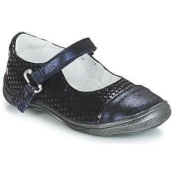 Παπούτσια Κορίτσι Μπαλαρίνες GBB RIKA Vte / Marine / Dpf / Regina