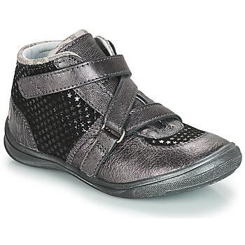 Παπούτσια Κορίτσι Μπότες GBB RIQUETTE Grey / Black