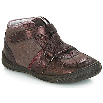 Παπούτσια Κορίτσι Μπότες GBB RIQUETTE Brown / Bronze
