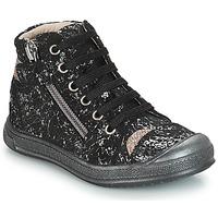 Παπούτσια Κορίτσι Μπότες GBB DESTINY Vts / Μαύρο-χρυσό / Dpf / Edit