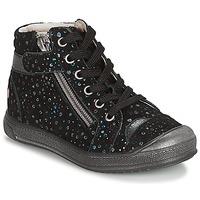 Παπούτσια Κορίτσι Μπότες GBB DESTINY Vte / Black / Confetti / Dpf / Edit