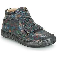 Παπούτσια Κορίτσι Ψηλά Sneakers GBB NADEGE Grey