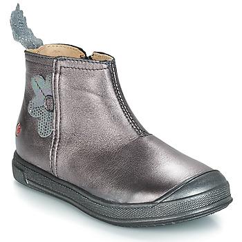 Παπούτσια Κορίτσι Μπότες για την πόλη GBB ROMANE Vte / Ξύλο  /  de / Ροζ / Dpf / Edit