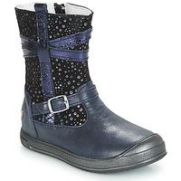 Παπούτσια Κορίτσι Μπότες GBB NARCISSE Marine