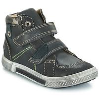 Παπούτσια Αγόρι Ψηλά Sneakers GBB RANDALL Grey