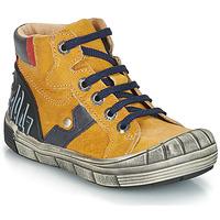 Παπούτσια Αγόρι Μπότες GBB RENZO Yellow