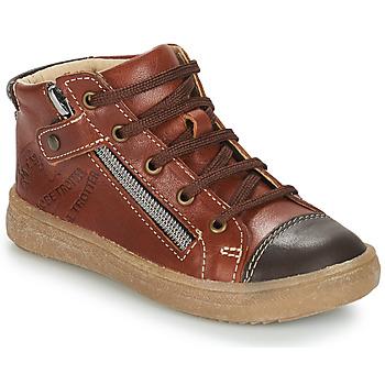 Παπούτσια Αγόρι Μπότες GBB NICO Brown