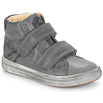 Παπούτσια Αγόρι Μπότες GBB NAZAIRE Grey