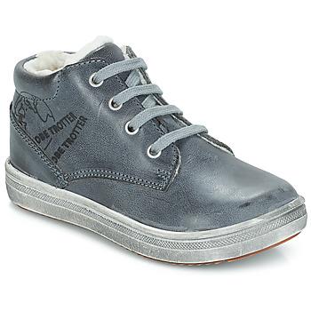 Παπούτσια Αγόρι Μπότες για την πόλη GBB NINO Vte / Grey / Dch / 2835