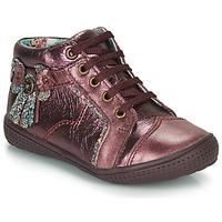 Παπούτσια Κορίτσι Μπότες Catimini RHUBARBE Bordeaux