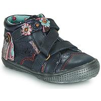 Παπούτσια Κορίτσι Μπότες Catimini ROQUETTE Marine