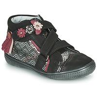 Παπούτσια Μπότες Catimini ROQUETTE Ctv / Μαυρο-ασημι / Dpf / 2852