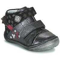 Παπούτσια Κορίτσι Μπότες Catimini ROSSIGNOL Grey / Silver