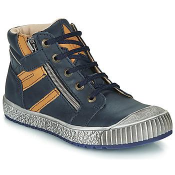 Ψηλά Sneakers Catimini RAMBOUTAN ΣΤΕΛΕΧΟΣ: Δέρμα & ΕΠΕΝΔΥΣΗ: Δέρμα & ΕΣ. ΣΟΛΑ: Δέρμα & ΕΞ. ΣΟΛΑ: Καουτσούκ
