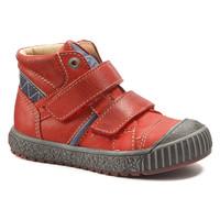 Παπούτσια Αγόρι Μπότες Catimini RAIFORT Vte / ΚΟΚΚΙΝΟ-ΜΠΛΕ / Dch / Linux