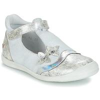Παπούτσια Κορίτσι Σανδάλια / Πέδιλα GBB SERENA Vtv / Nacre-imprime / Dpf / Zafra