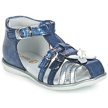 Παπούτσια Κορίτσι Σανδάλια / Πέδιλα GBB SHANICE Μπλέ