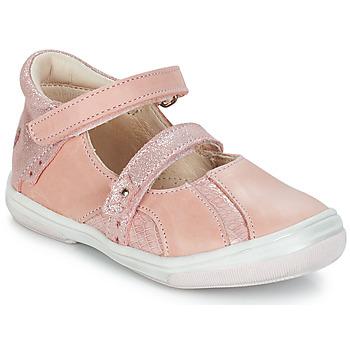 Παπούτσια Κορίτσι Σανδάλια / Πέδιλα GBB SYBILLE Vte / Ροζ / Dpf / Dinda