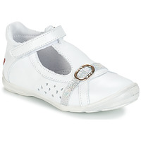Παπούτσια Κορίτσι Σανδάλια / Πέδιλα GBB SALOME Vte / Άσπρο / Dpf / Festa