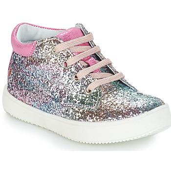 Παπούτσια Κορίτσι Μπότες GBB SACHA Svt / Ροζ / Multico / Dpf / Dinner