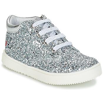 Παπούτσια Κορίτσι Μπότες GBB SACHA Svt / Argenté / Dpf / Dinner