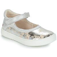 Παπούτσια Κορίτσι Μπαλαρίνες GBB SAKURA Silver / Beige