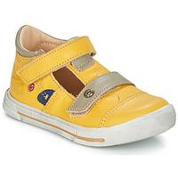 Παπούτσια Αγόρι Σανδάλια / Πέδιλα GBB STEVE Yellow