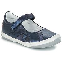 Παπούτσια Κορίτσι Μπαλαρίνες GBB SYRINE Μπλέ