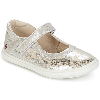 Παπούτσια Κορίτσι Μπαλαρίνες GBB PLACIDA Vte / ΜΠΕΖ-ΑΣΗΜΙ / Dpf /  cuba