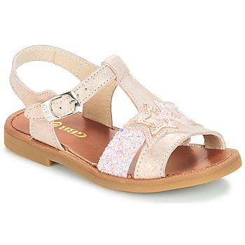 Παπούτσια Κορίτσι Σανδάλια / Πέδιλα GBB SHANTI Ροζ