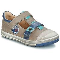Παπούτσια Κορίτσι Μπαλαρίνες GBB SCOTT Grey / Μπλέ