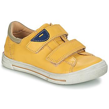 Παπούτσια Αγόρι Μπότες GBB SEBASTIEN Yellow