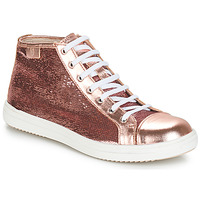 Παπούτσια Κορίτσι Μπότες GBB IMELDA Svt / ΡΟΖ-ΧΡΥΣΑΦΙ / Dpf / 2835