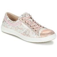 Παπούτσια Κορίτσι Χαμηλά Sneakers GBB GINA Ροζ