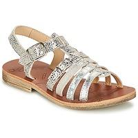 Παπούτσια Κορίτσι Σανδάλια / Πέδιλα GBB BANGKOK Argenté