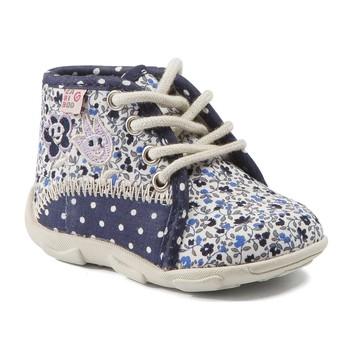 Παπούτσια Κορίτσι Παντόφλες GBB PAT Ttx / ΜΠΛΕ-ΛΟΥΛΟΥΔΙΑ / Dtx / Amis