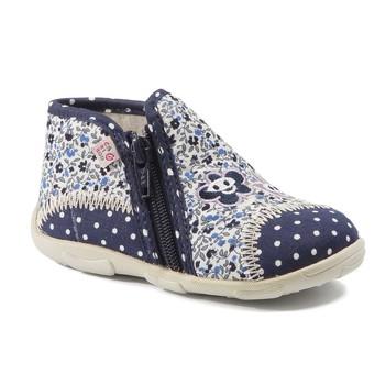 Παπούτσια Κορίτσι Παντόφλες GBB PILI Ttx / ΜΠΛΕ-ΛΟΥΛΟΥΔΙΑ / Dtx / Amis