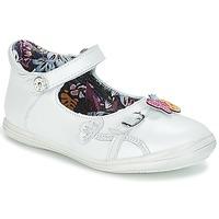Παπούτσια Κορίτσι Μπαλαρίνες Catimini SITELLE Άσπρο