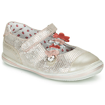 Παπούτσια Κορίτσι Μπαλαρίνες Catimini STROPHAIRE Ροζ