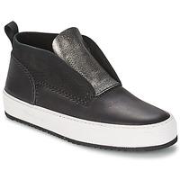 Παπούτσια Γυναίκα Ψηλά Sneakers Barleycorn CLASSIC Black