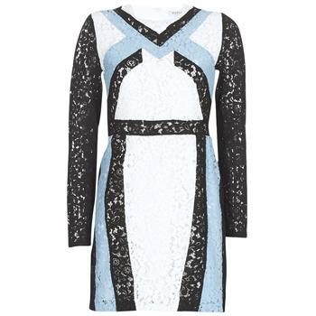 Υφασμάτινα Γυναίκα Κοντά Φορέματα Morgan RLIXI Multicolore