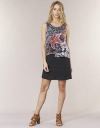 Υφασμάτινα Γυναίκα Κοντά Φορέματα Desigual OULKE Multicolore