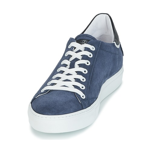 John Galliano 4740 Marine - Δωρεάν Αποστολή Παπούτσια Χαμηλά Sneakers Man 21920