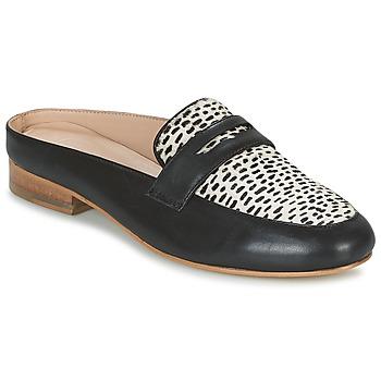Παπούτσια Γυναίκα Τσόκαρα Maruti BELIZ Black / Άσπρο