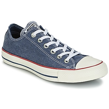 Παπούτσια Χαμηλά Sneakers Converse Chuck Taylor All Star Ox Stone Wash Marine