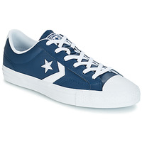 Παπούτσια Άνδρας Χαμηλά Sneakers Converse Star Player Ox Leather Essentials Marine