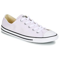 Παπούτσια Γυναίκα Χαμηλά Sneakers Converse Chuck Taylor All Star Dainty Ox Canvas Color Άσπρο